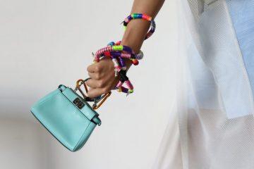 your first designer bag