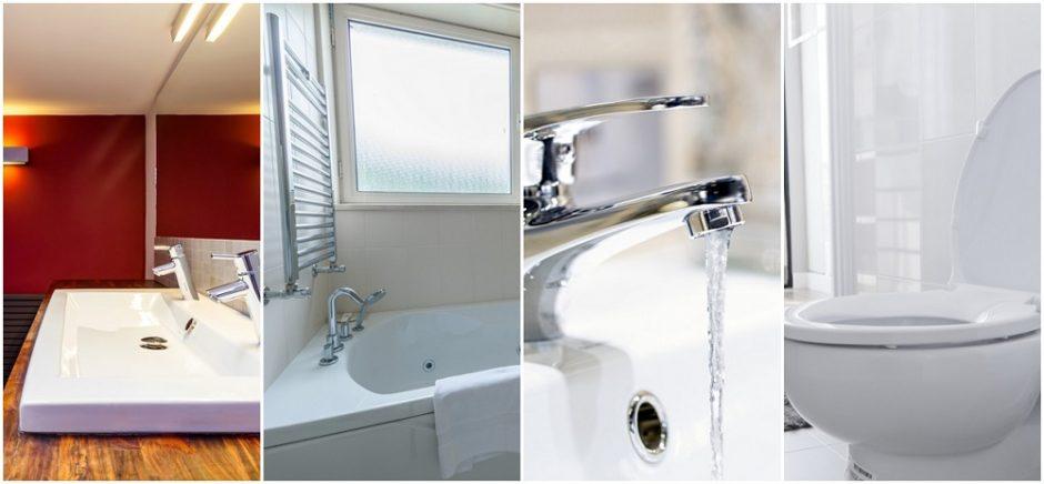 How Do Bathroom Supplies Complete the Bathroom