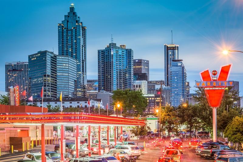 Eat Healthy In Atlanta