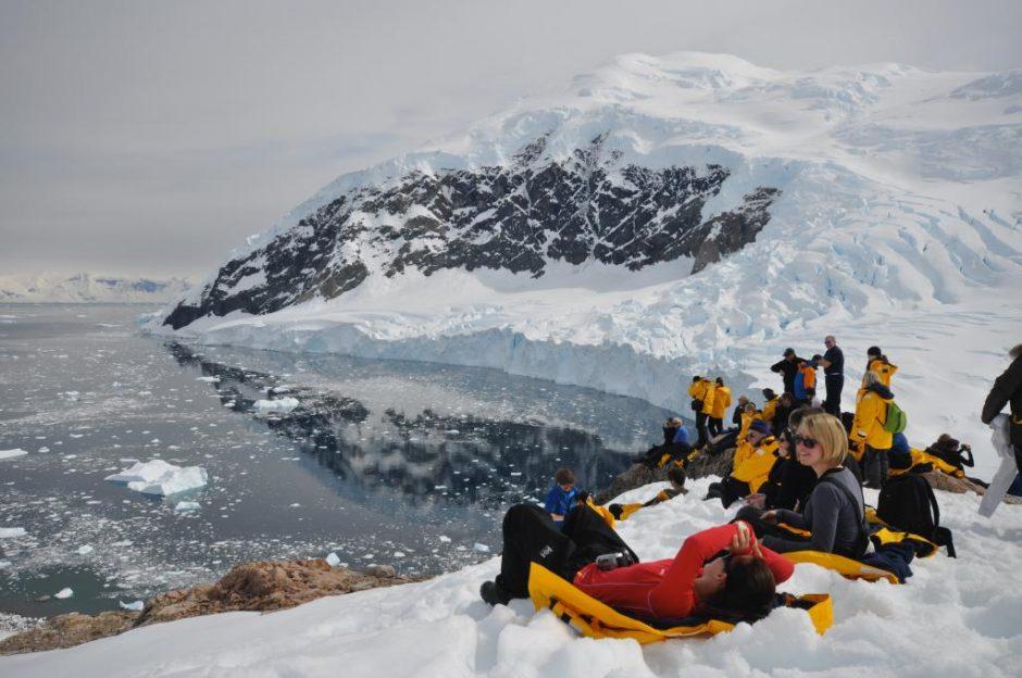 camping destinations antarctica