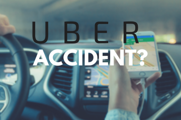 ridesharing accident lawyer