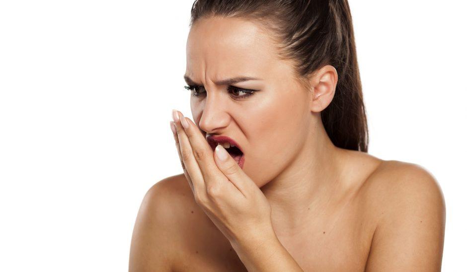 Let's Talk Bad Breath