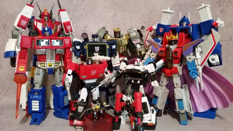 vintage transformer toys