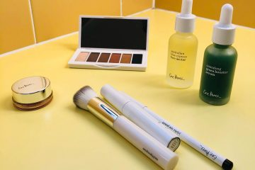 eco friendly beauty regimen sustainable look