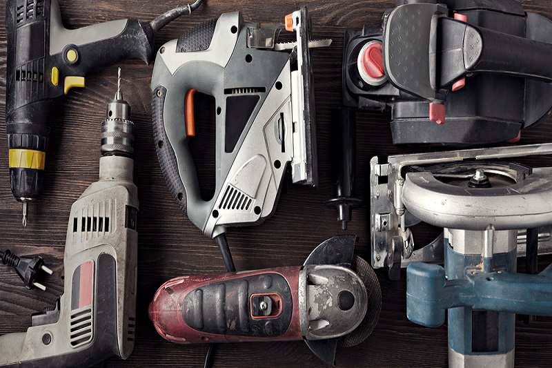 power tools risk of injury