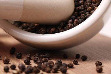 black pepper nebefits