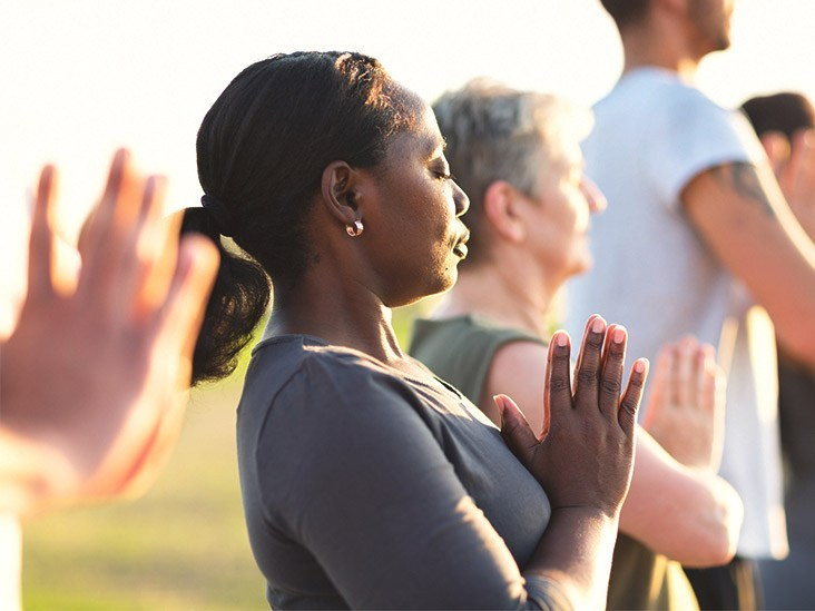 meditate to reduce stress
