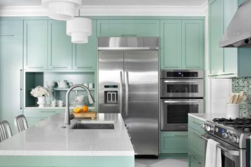 Kitchen Appliances for your Modern Modular Kitchen