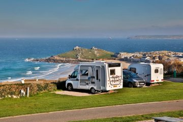 motorhome parks in Scotland