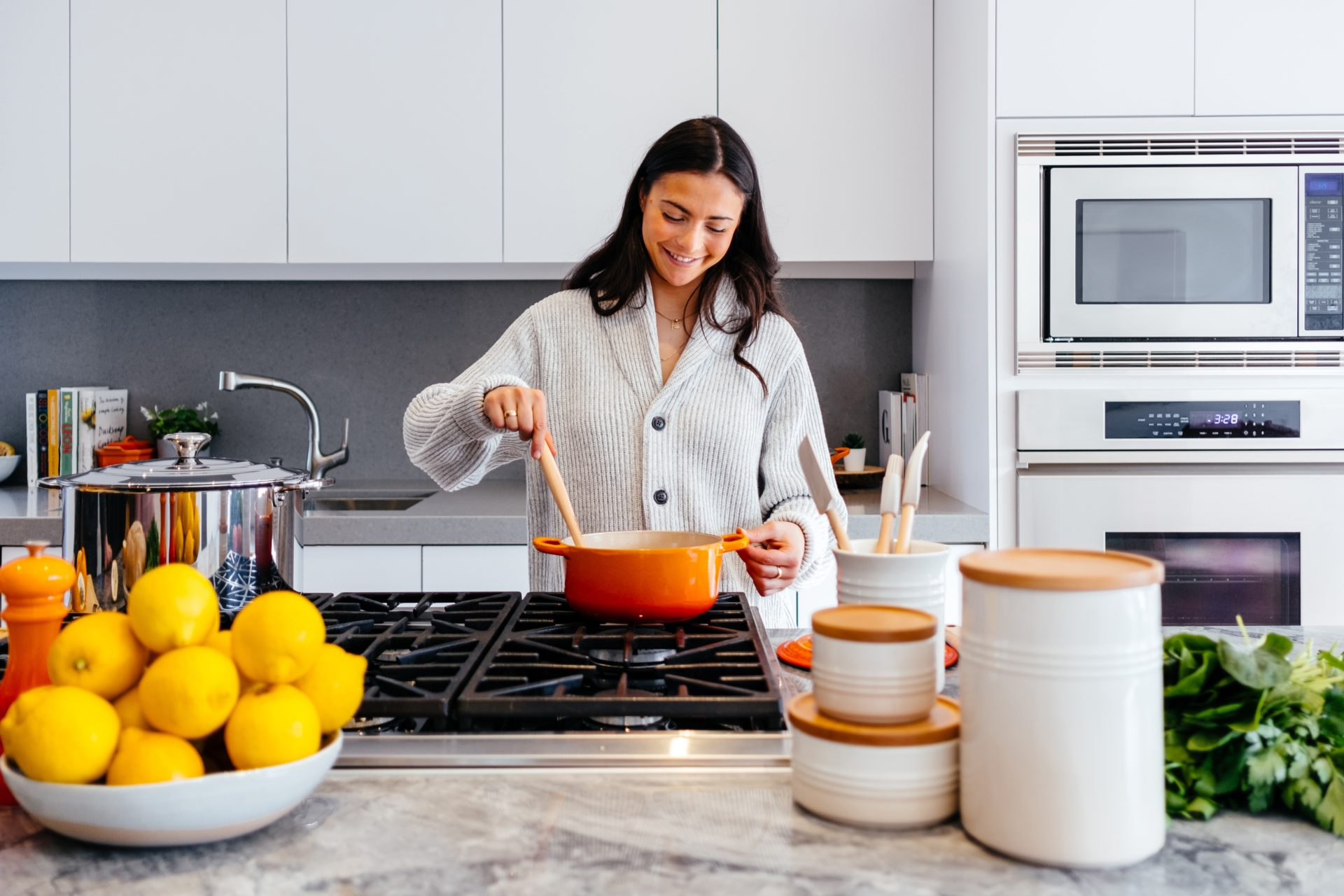 Be More Eco-Friendly in the Kitchen
