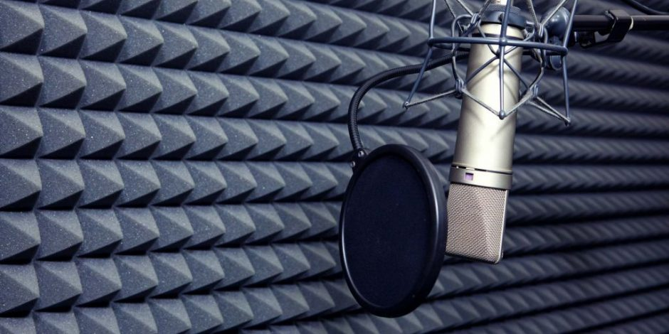 soundfroof materials acoustic foam panel