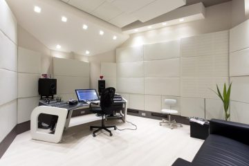 best soundproofing materials for music studio room
