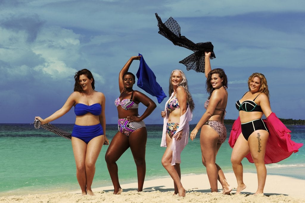 Women with Larger Body different body types