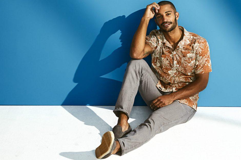 cuban colar shirt