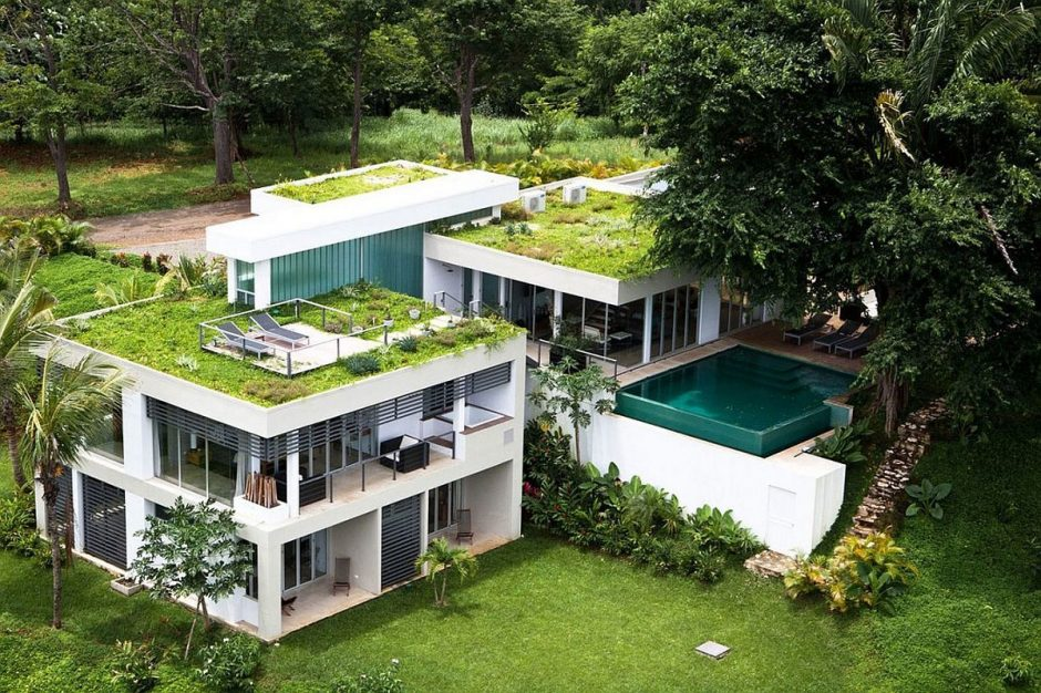 refurbish your home with earth friendly home decor green roofing