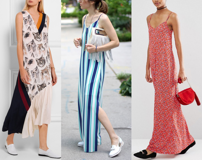 How to Style long outfit
