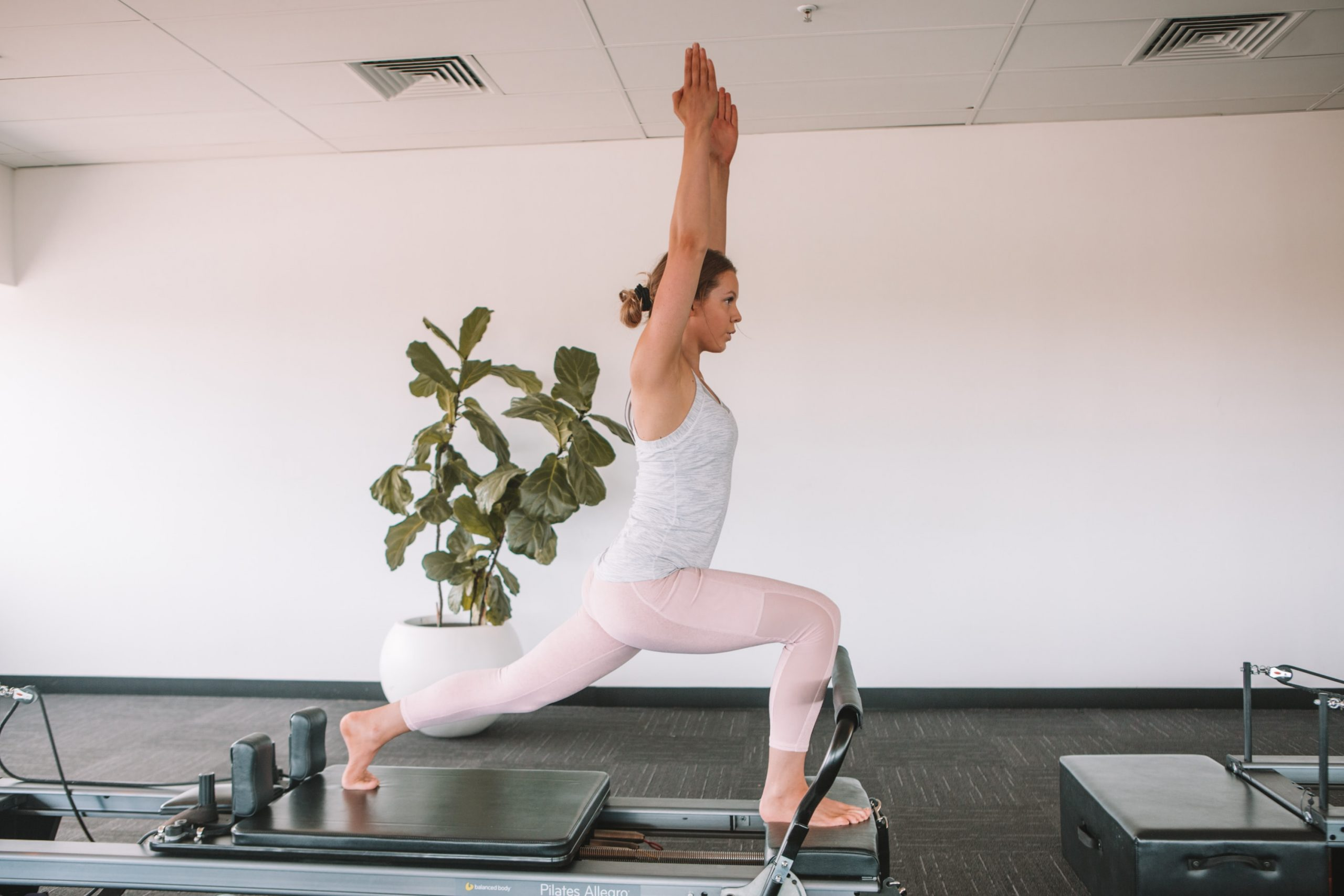 Improving your quality of movement with Pilates