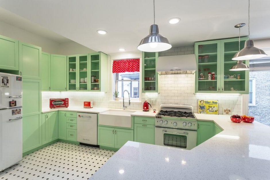 Retro Kitchen Design That You Can T Possibly Resist Sheeba Magazine