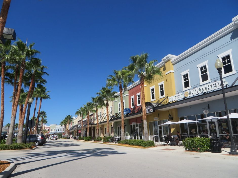 Port St Lucie Downtown