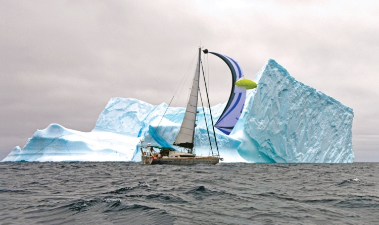 Sailing the Northwest Passage