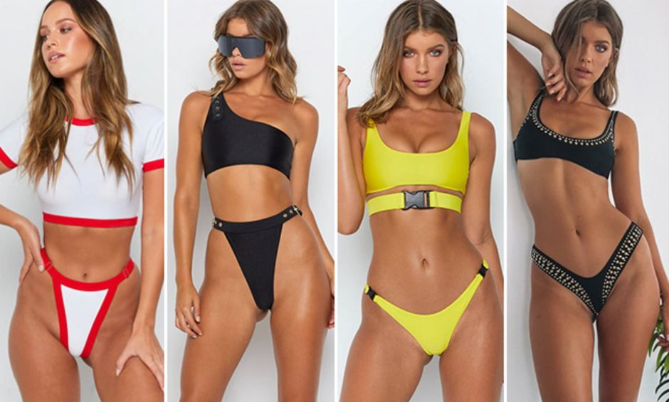 Tips When Ordering High Cut Bikinis Online