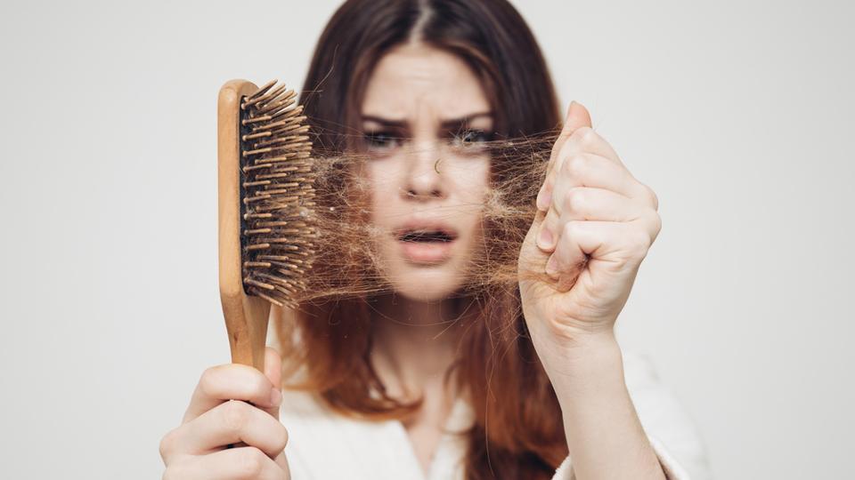main causes of hair loss