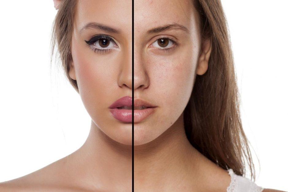 makeup psychology makeup influence