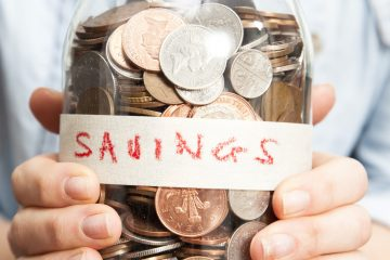 saving for a house and car