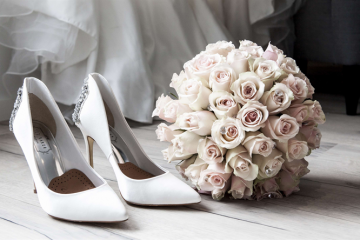 Choosing Bridal Shoes