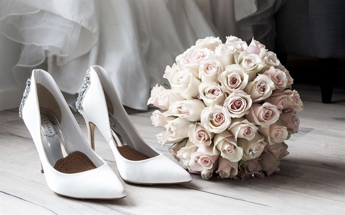 Choosing Bridal Shoes