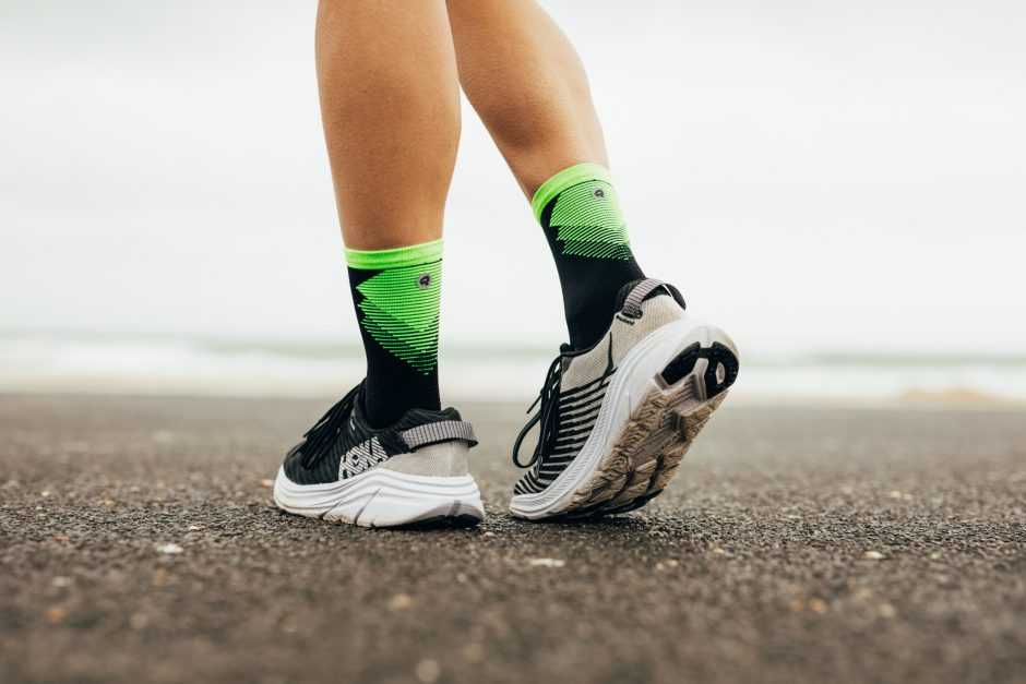 Fully Sustainable Performance Socks by Rockay