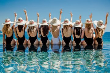 Summer hen party destinations