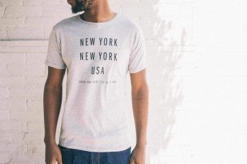 T-Shirt Trends For Men