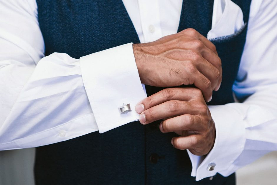 Types of Stylish Cufflinks Fashion Conscious Men Wear