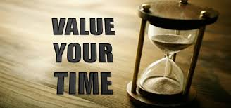 value your time