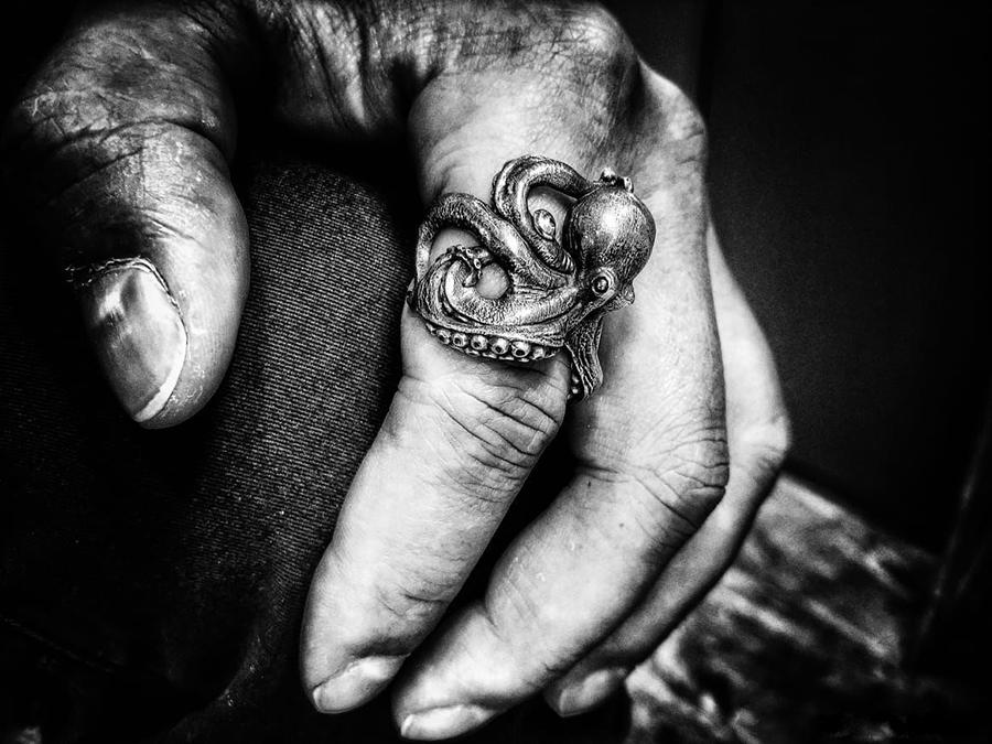 Octopus Jewelry