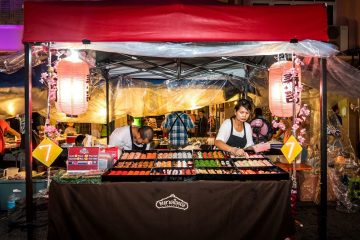 Food Safety Tips When Traveling Abroad