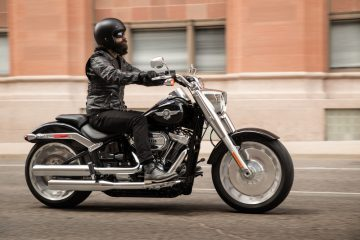 Getting a Motorbike