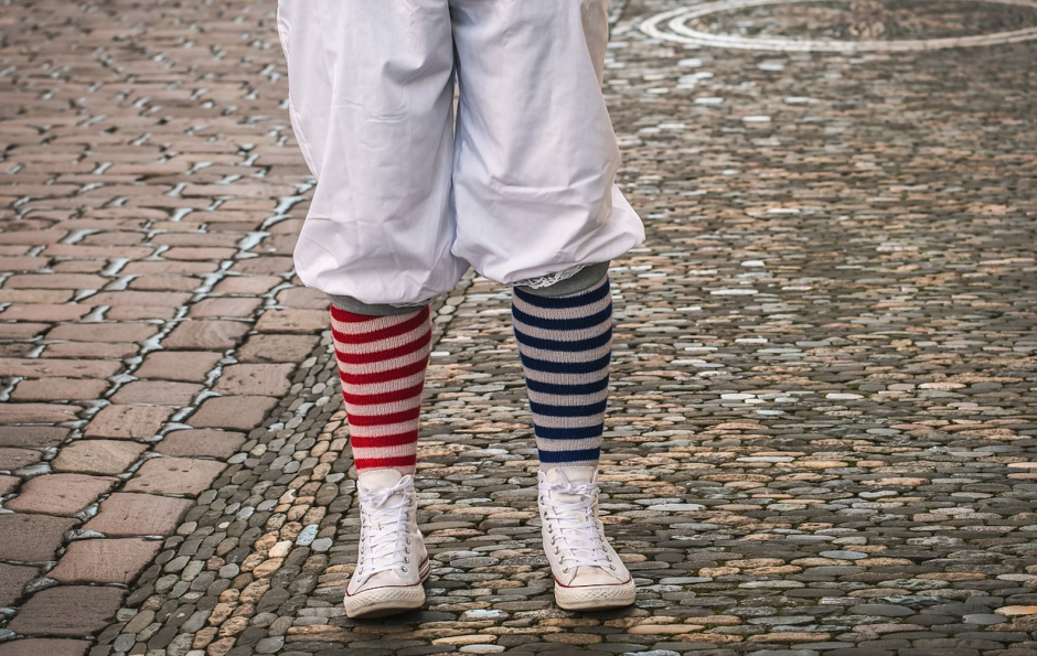 Ideas To Use Your Kids Mismatched Socks