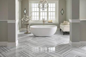Overview Of Porcelain Tile Flooring