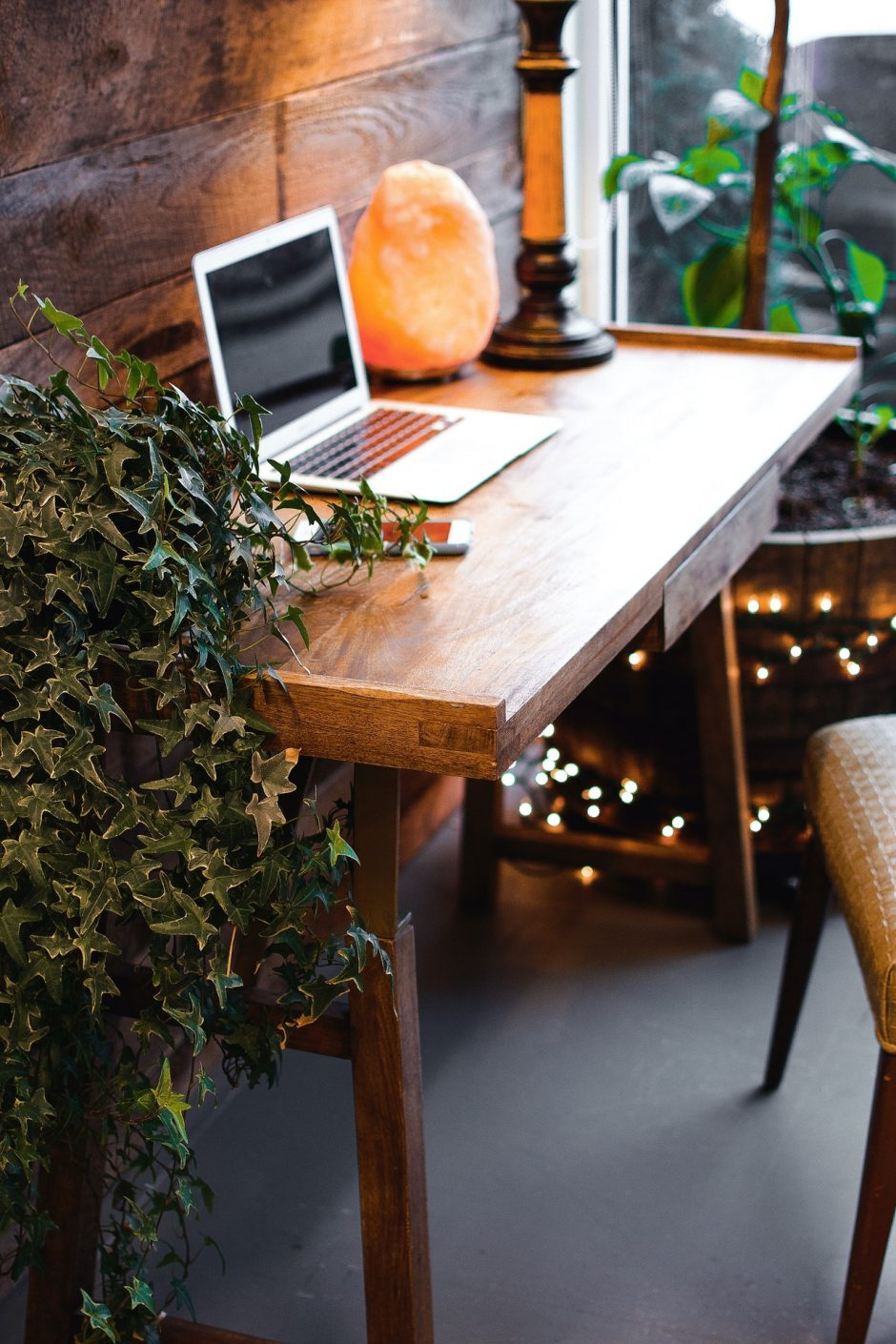 cosy working place