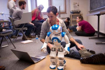 teachers use robots and drones in classrooms