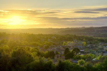 Hexham in Northumberland