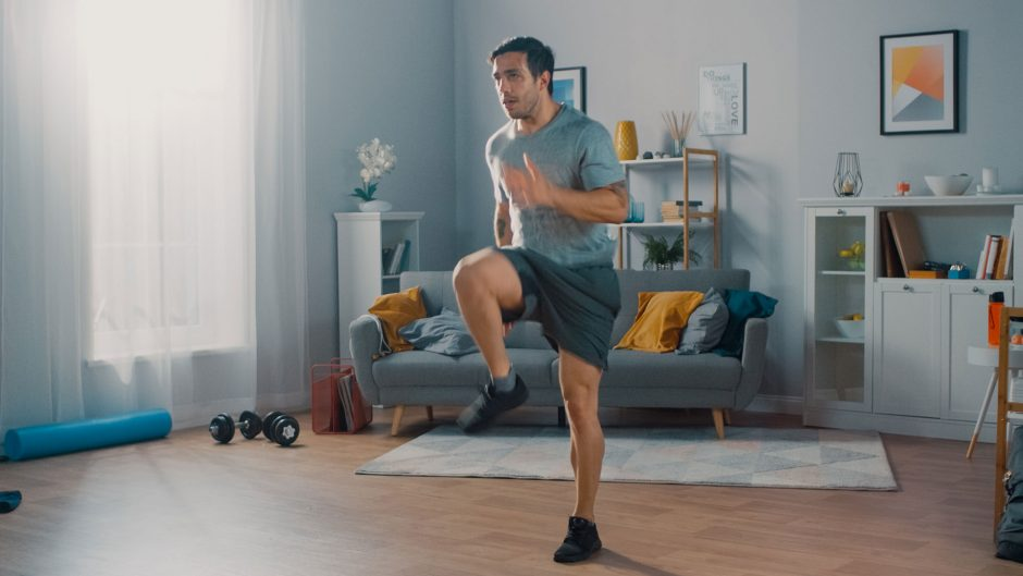 Easy Workout Routines To Do In Your Apartment
