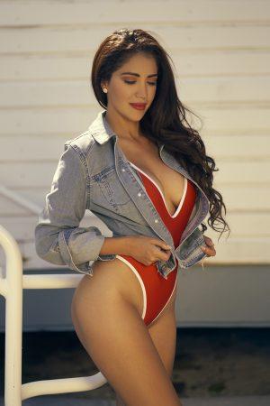 Ms. Intermodelo World 2020 Vanessa Guimoye