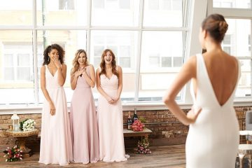 most stylist bridesmaid summer dresses
