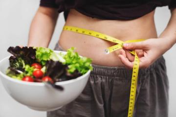 get slim fast by measuring calories