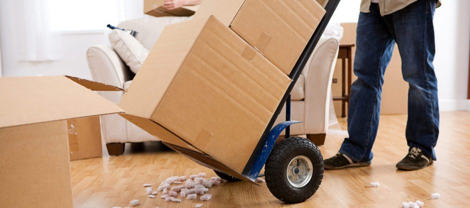 Movers When Relocating