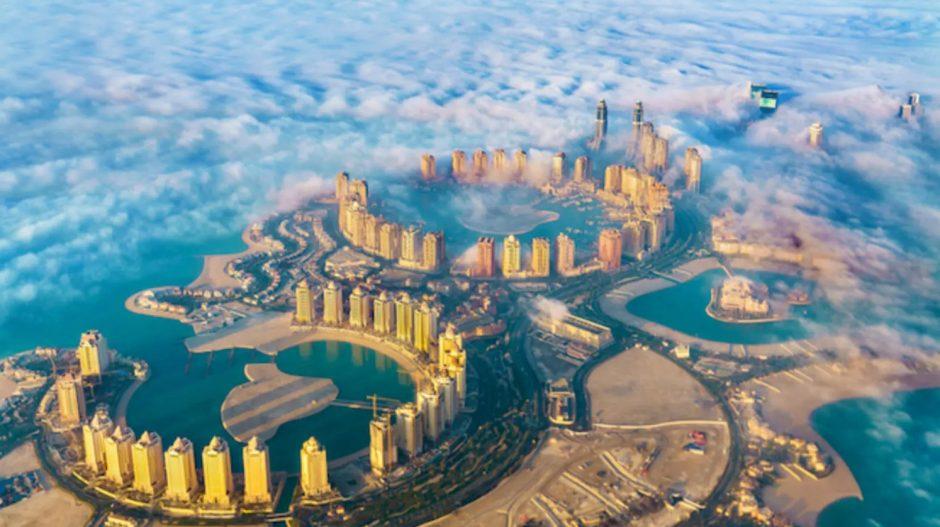 Qatar for work