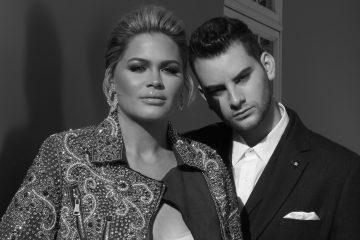 Cole and Kelsea Moscatel creators of the luxury lifestyle platform Snob World